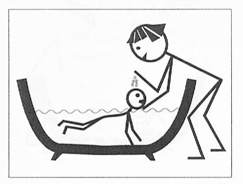 raczkowanie w wodzie